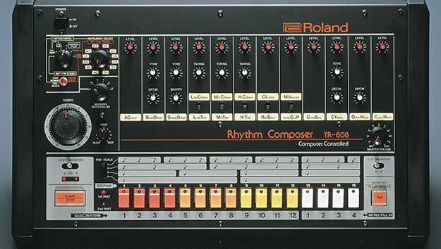 Free Download: Roland TR-808 Sample Pack – Deep House Amsterdam