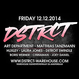 DSTRCT Warehouse