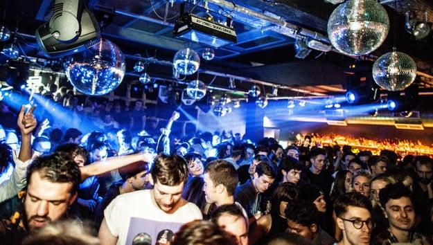 Party tips november 7 9 news deep house london for Deep house london