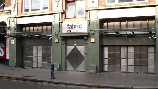 Fabric saved from closure news deep house london for Deep house london