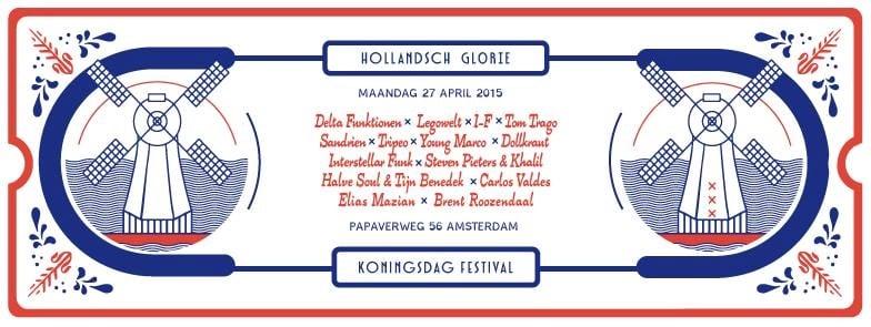 Hollandsch Glorie 2015