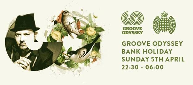 GrooveOdyssey
