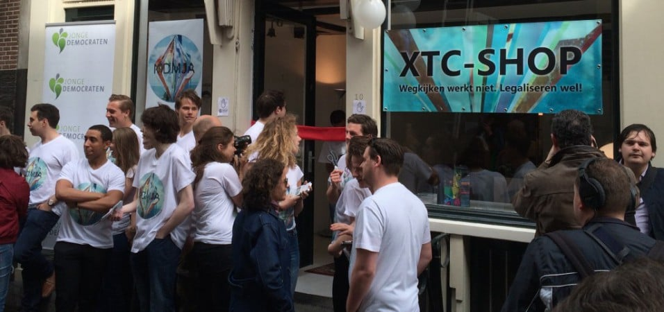 The Amsterdam Ecstasy Shop Is Now Open – Deep House Amsterdam