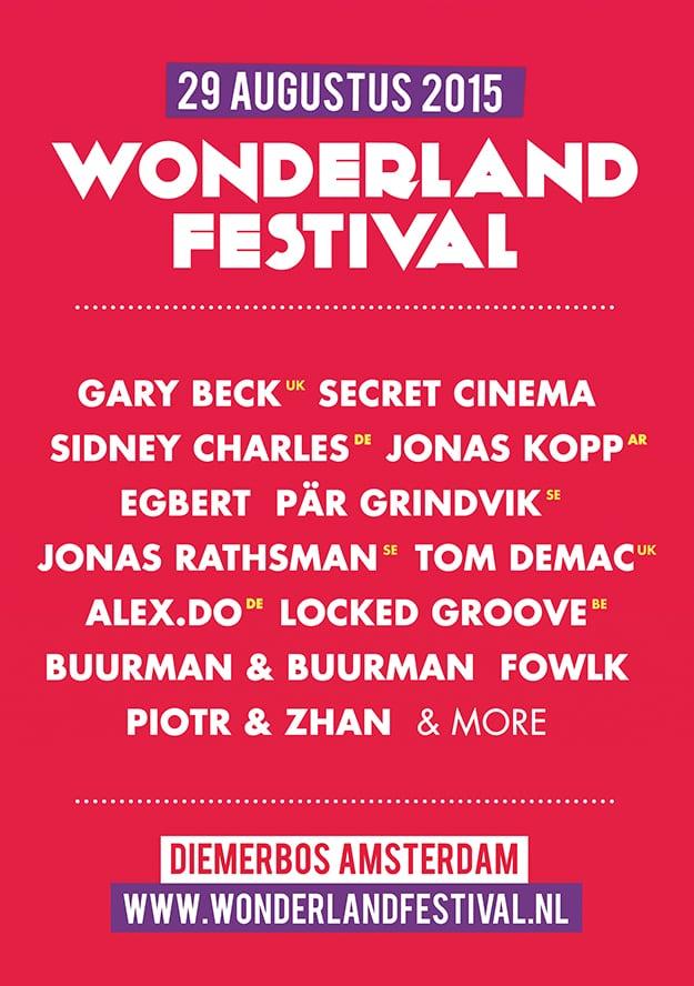 Wonderland Flyer