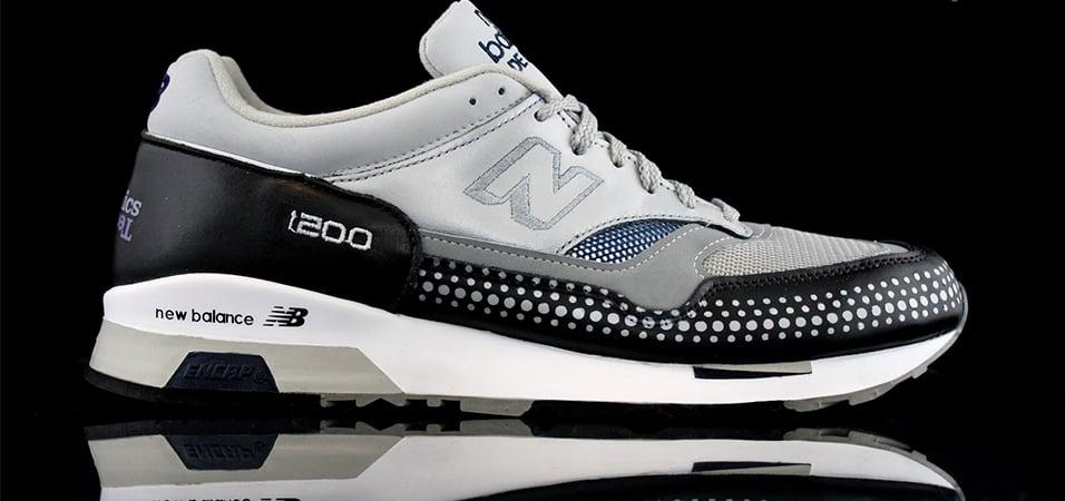 Behold, The Rare Technics 1200 Inspired New Balance