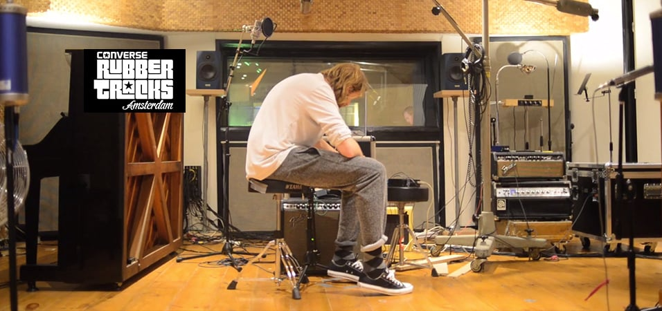 Dutch Artists Add To The Converse Rubber Tracks Sample Library