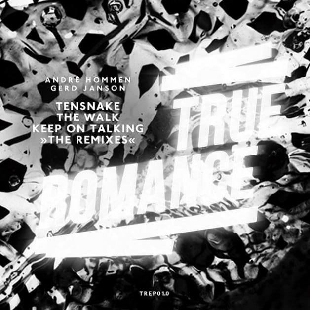 Tensnake_The_Walk_remix_EP