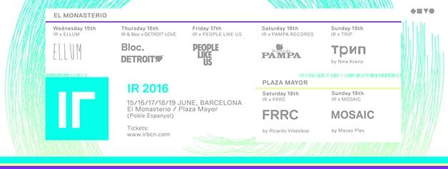 IR-events-lineup