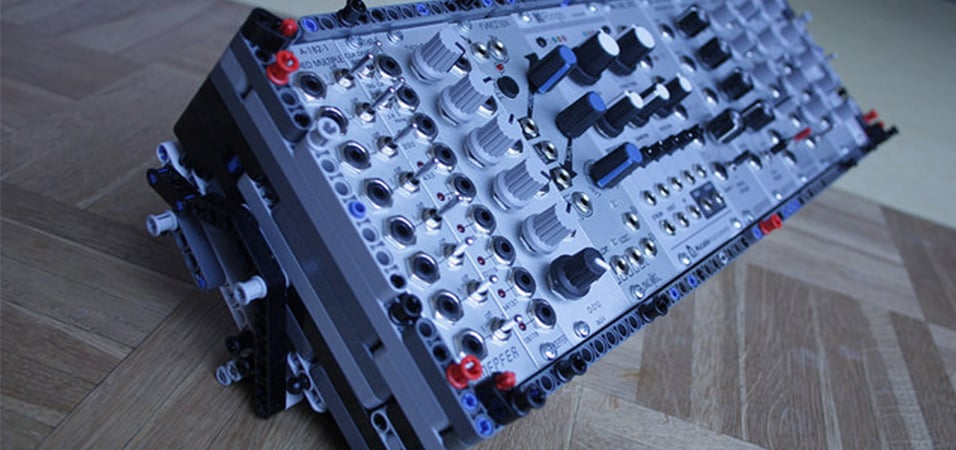 Lego-eurorack-modular-synth-cases
