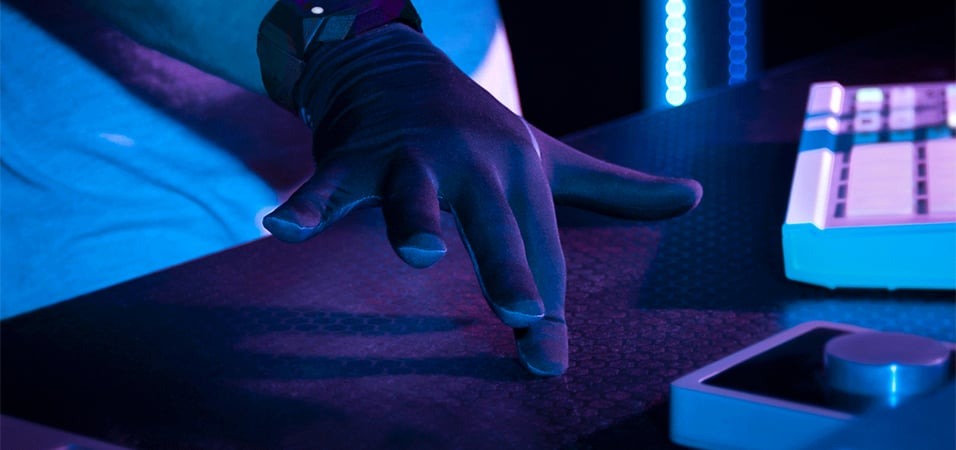 Make Music By Gesture With New MIDI Controller Glove