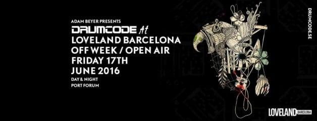 Loveland-Drumcode-off-week