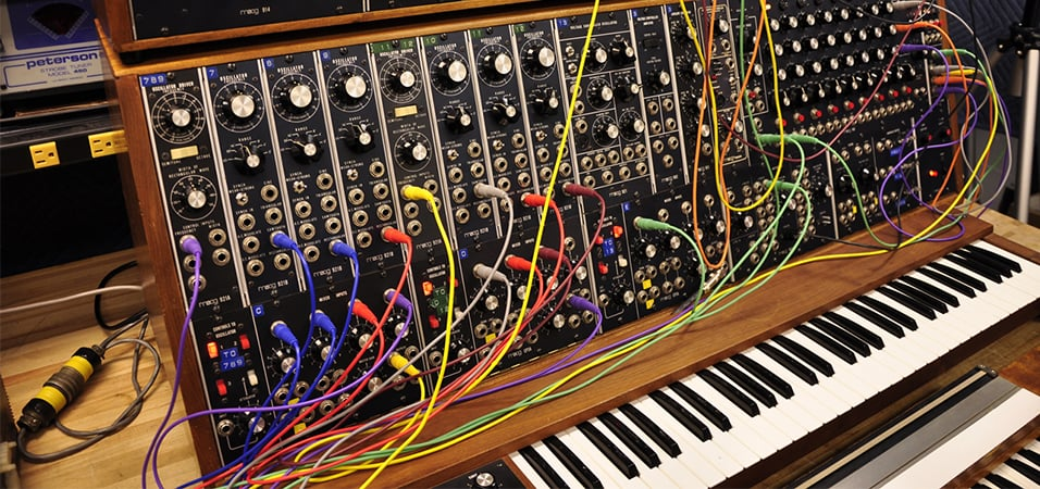 New interactive rare synth museum to open in melbourne for Classic house synths