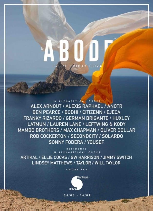 ABode Ibiza build