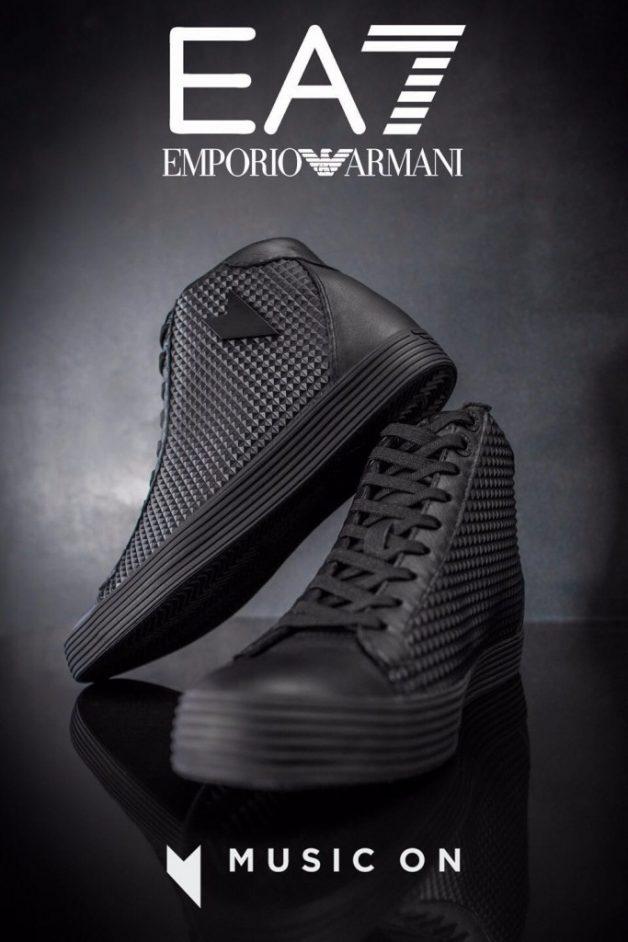 music on-emporio-armani
