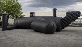 inflatable nightclub