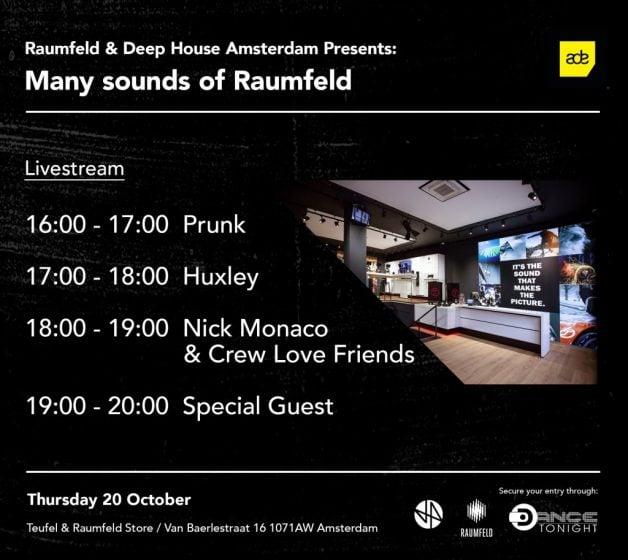 DHA-Raumfeld-thursday