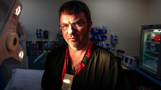 Dr. David Caldicott