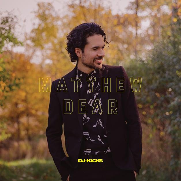 Matthew Dear DJ Kicks