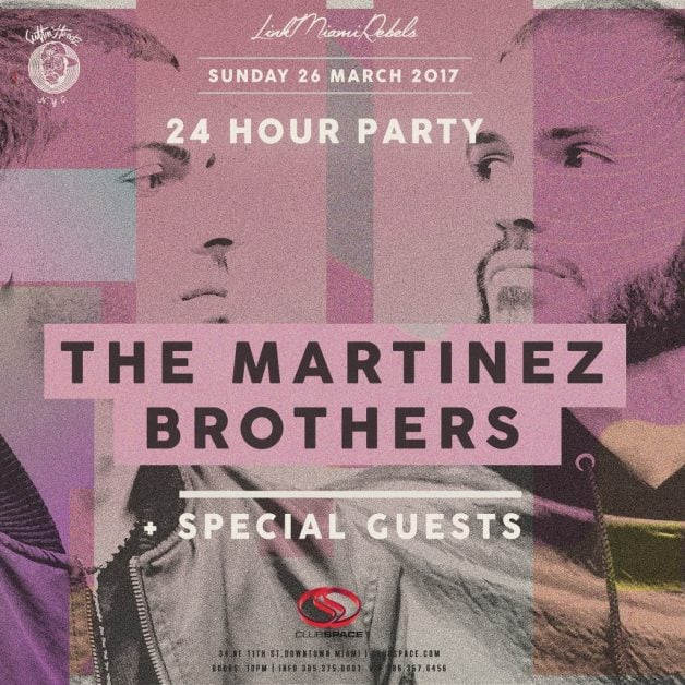 martinez brothers-24-hours-miami