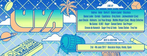 UVA Festival-2017-lineup
