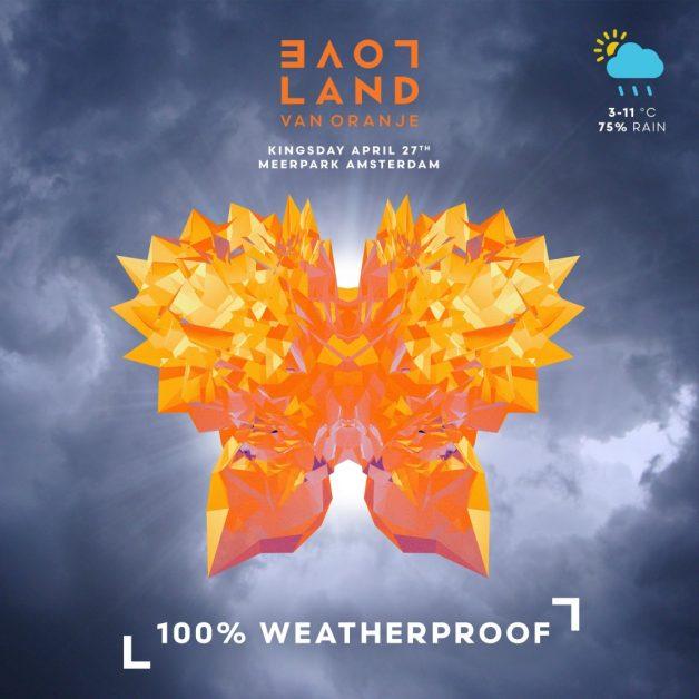 loveland van oranje-weatherproof-2017