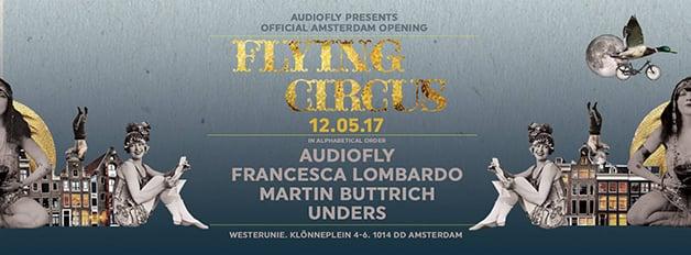gardens of babylon-flying circus-amsterdam