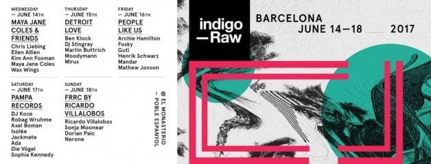 indigo raw-bcn-2017