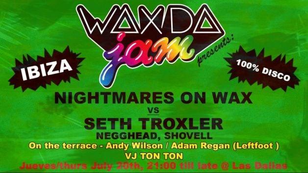 wax da jam-seth-nightmar