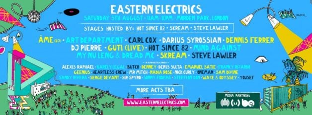 eastern electrics-2017-lineup-london