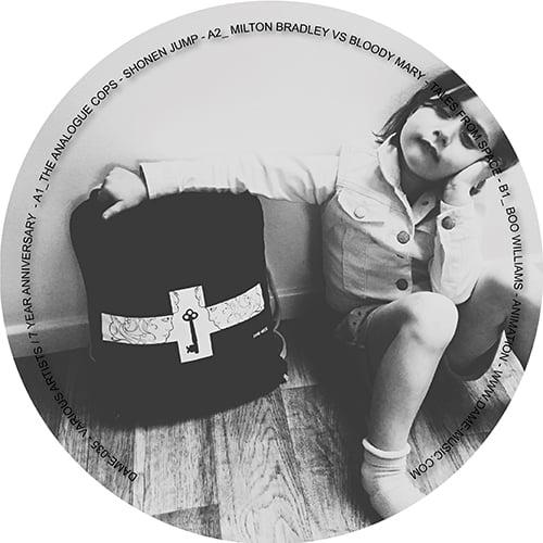 AMRO Worldwide EP