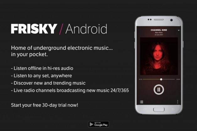 frisky-android-info
