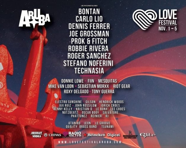 love festival-aruba-2017