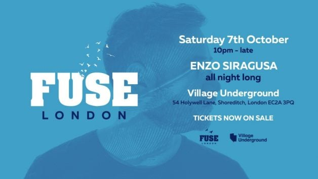 enzo siragusa-fuse-all-night-long