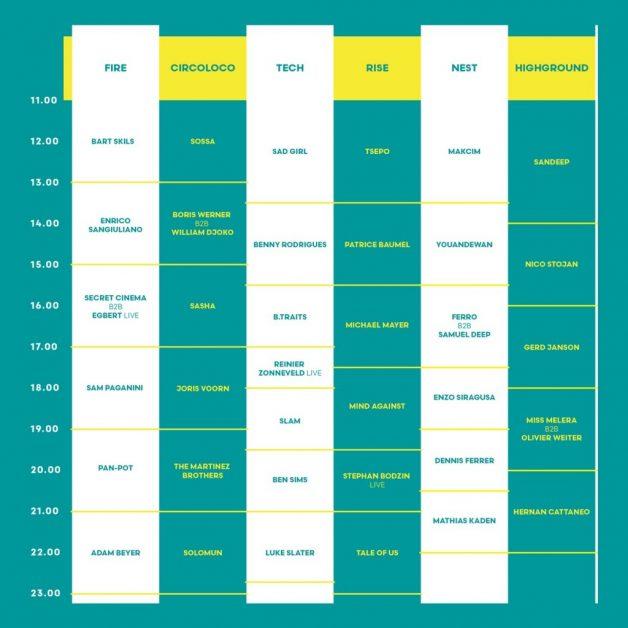 loveland-2017-timetable