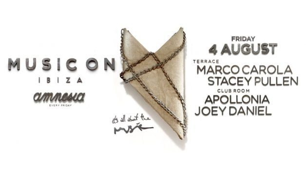 music-on-4-august-lineup