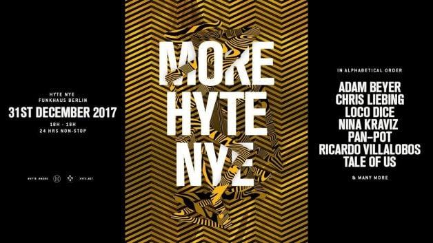 HYTE-Berlin-NYE-lineup