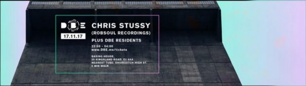 dbe-chris stussy-playlist