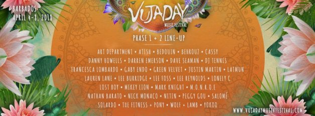 vujaday music festival mix nick monaco