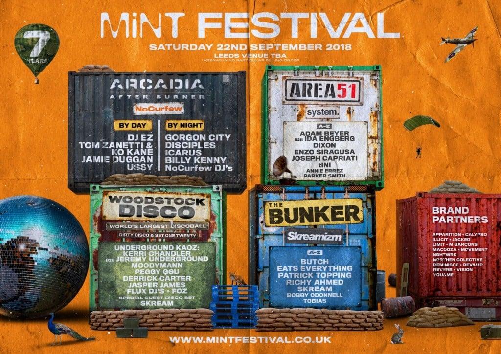 Mint Festival-2018_lineup