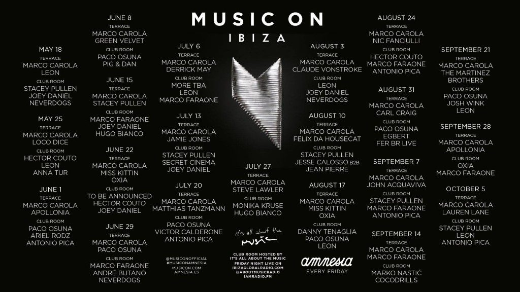 Music-On-line-up-2018