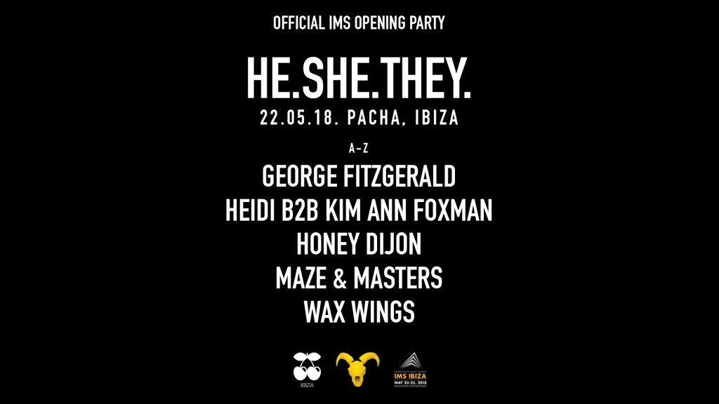 He She They_Pacha Ibiza