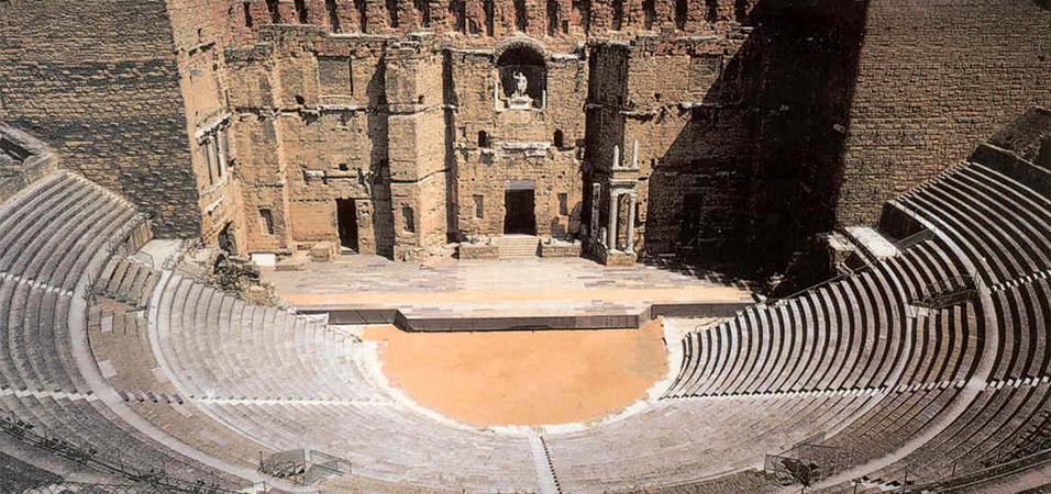 solomun_Roman amphitheatre