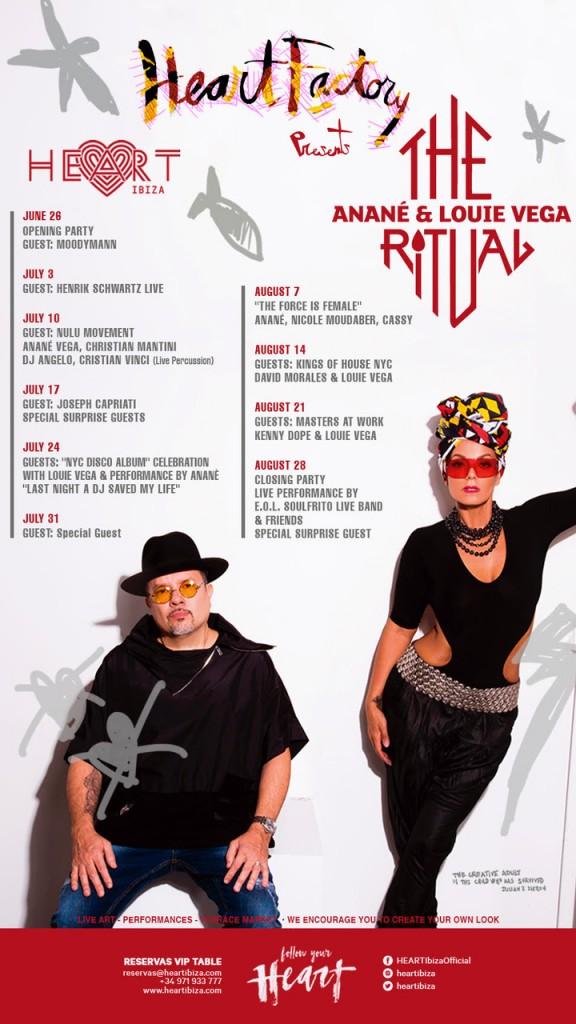 THE RITUAL IBIZA 2018