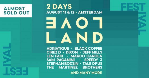Loveland Festival-DHA-lineup